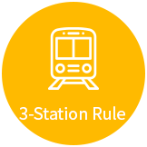 3 station rules