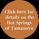 Über die heiße Quelle von Tamanoyu