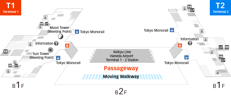 Underground Passageway image