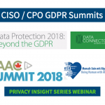 September Event Spotlight: TrustArc GDPR Workshops, CISO / CPO GDPR Summits,  Cyber Security Conference, Being Human with Algorithms, Privacy Insight Series Webinar, DAAC Summit 2018 & DMA London