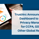 TrustArc Announces Platform Dashboard to Simplify Privacy Management for CCPA, GDPR and Other Global Regulations
