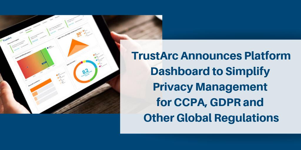 TrustArc Platform Enhancements