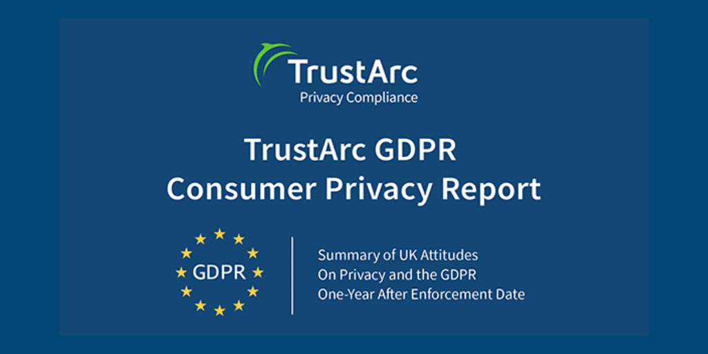 New TrustArc Research Reports on Consumer Privacy Attitudes One Year Into GDPR Enforcement Era