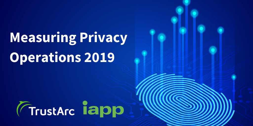 Measuring Privacy Operations 2019