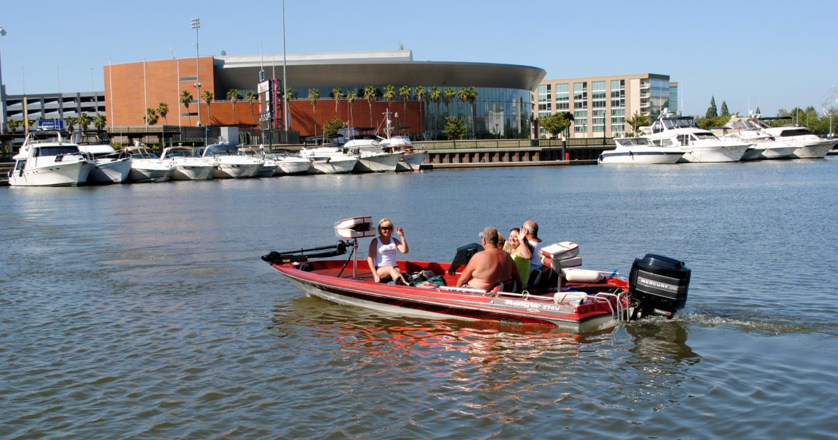 Enjoy Stockton's Bustling Waterfront Entertainment District | Visit