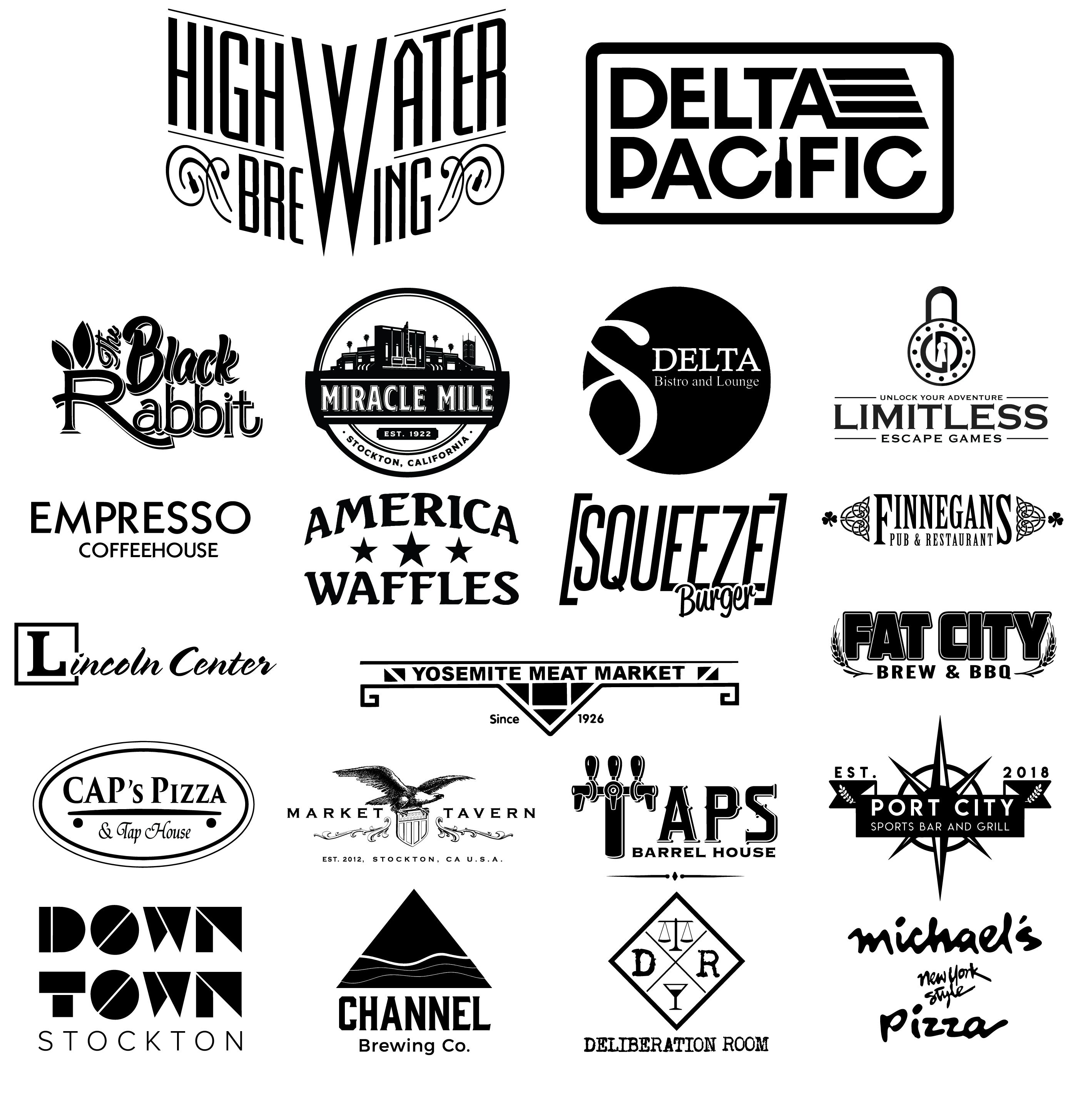 Stockton Beer Week 2019 Sponsors