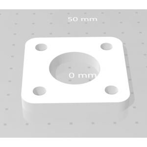 Motor mount for DIY project