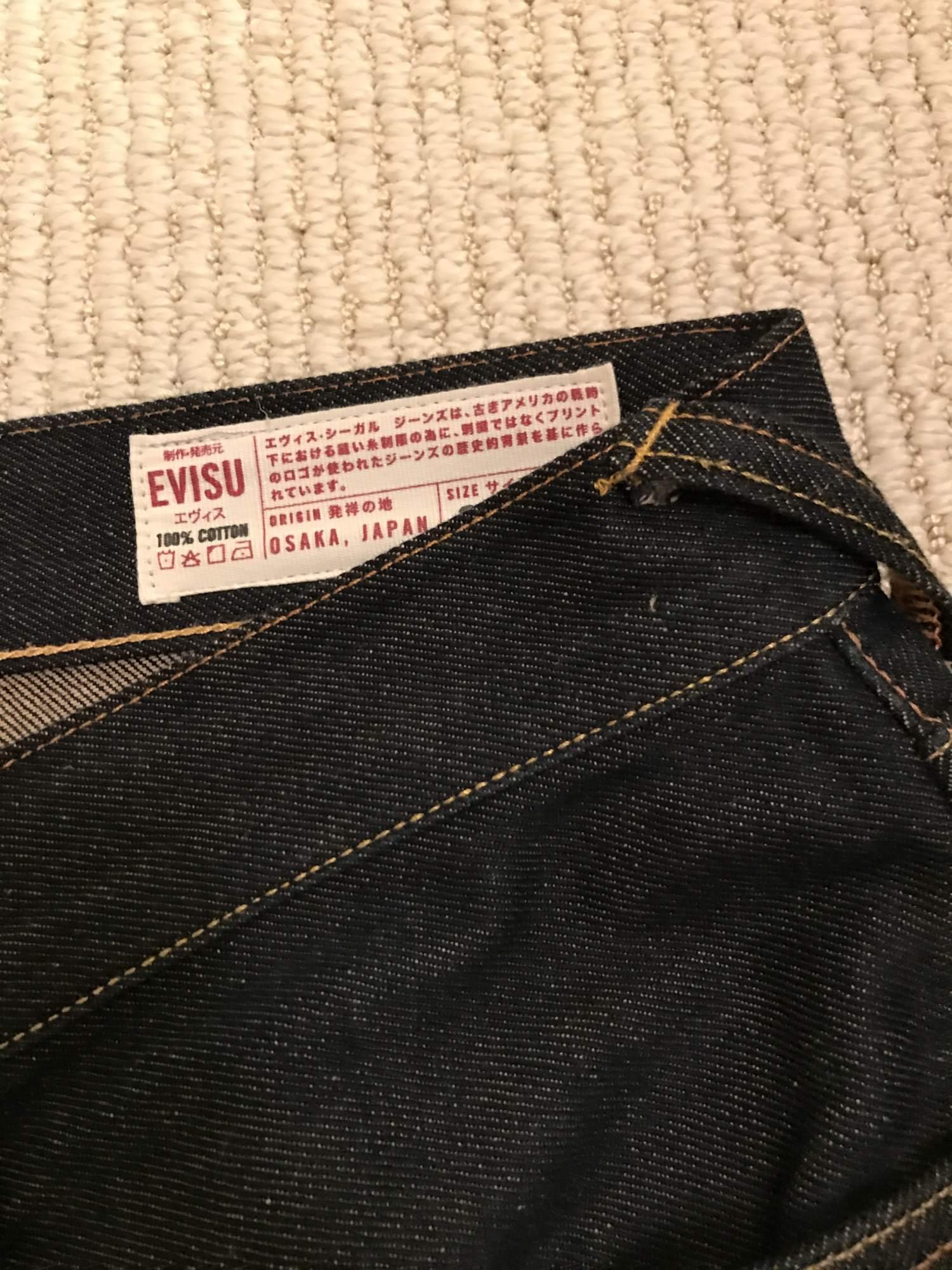 7ed28bfa25bc Evisu Jeans Osaka