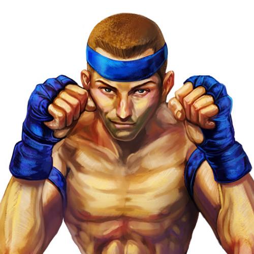 Modern Kickboxing with Kwonkicker