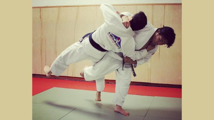 Shintaro's White Belt Judo Curriculum