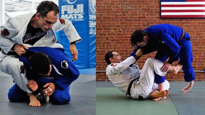 Jiu-Jitsu Foundations