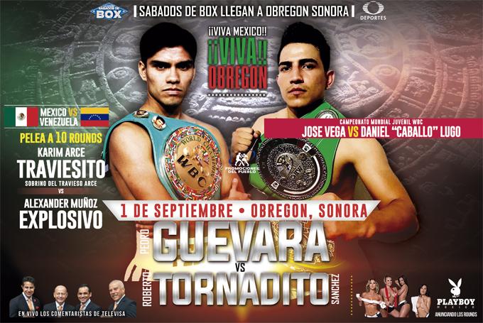 PEDRO GUEVERA VS TORNADITO SANCHEZ ¡¡ VIVA MÉXICO!! ¡¡ VIVA OBREGÓN !!