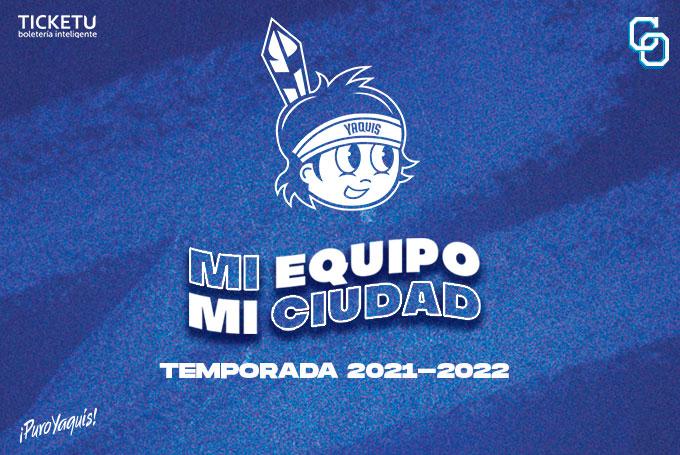 YAQUIS DE OBREGÓN - TEMPORADA 2021-2022