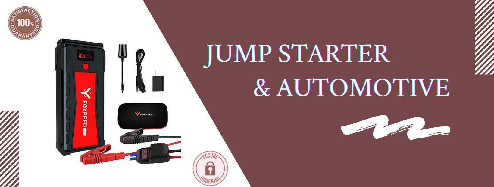 Jump Starte & Automotive