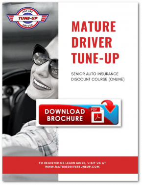 MATURE DRIVER TUNEUP COURSE INSTRUCTIONS