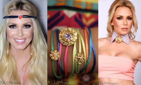 How to make a hair piece, bracelet and collar