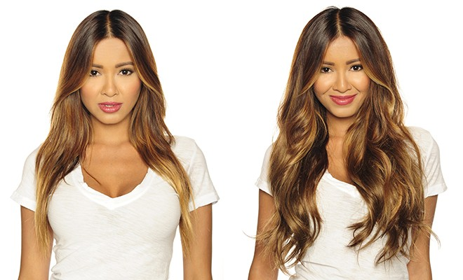 jackie cashmere hair