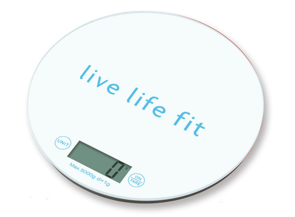 fitlosophy digital food scale