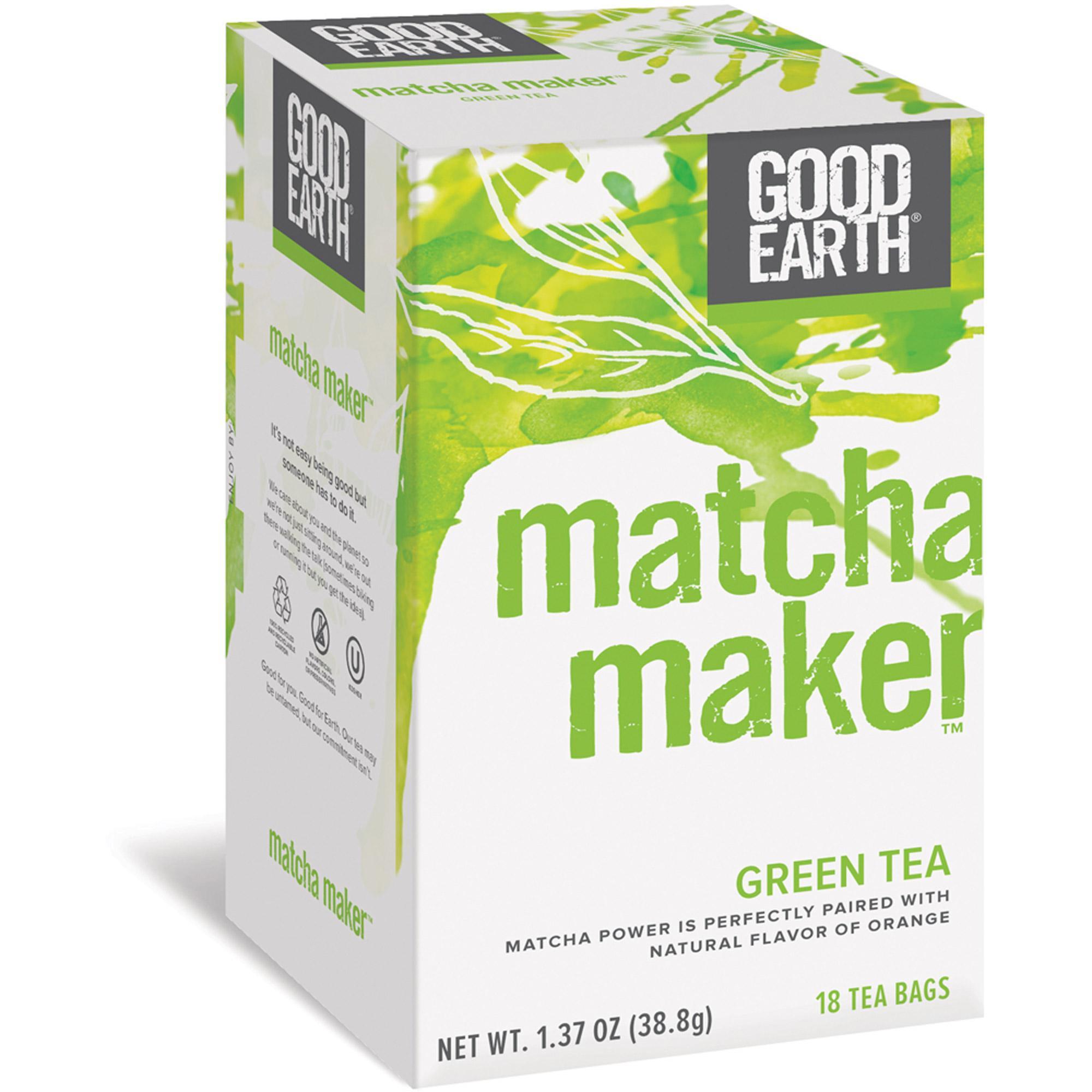 match tea