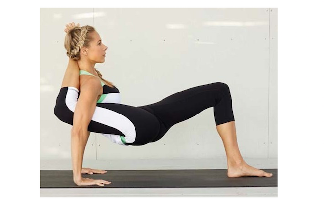 Jesse Golden flexibility