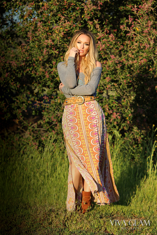 katarina van derham viva glam magazine cashmere hair deja jordan coachella festival fashion inspo spell