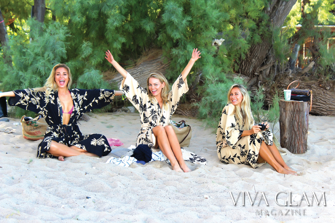 anna katarina, kimberly cozzens, jesse golden-Kona Hawaii photoshoot viva glam magazine sexiest issue