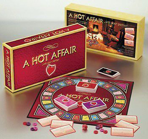 Our adult sex board game