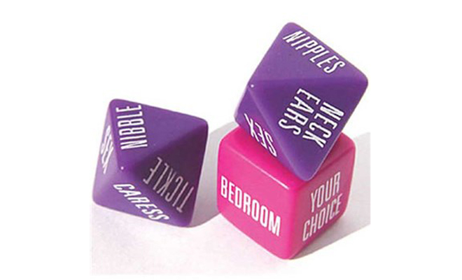 bedroom game sexy dice spicy dice