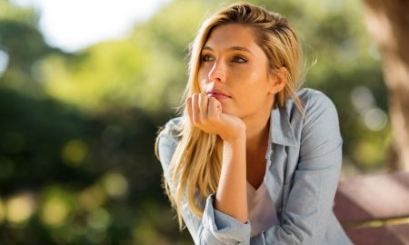 AdobeStock woman thinking thoughtful introspect pensive goals, Are Your Goals Holding You Back?