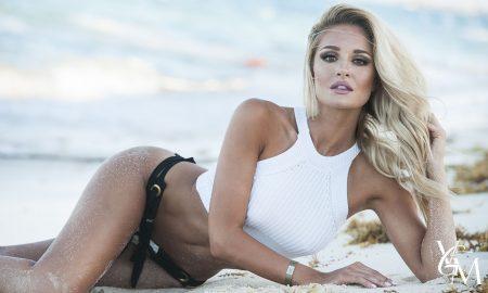 Viva glam supermodel Anna Katharina von staple