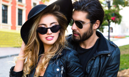 woman-and-man-looking-stylish-together-in-sunglasses