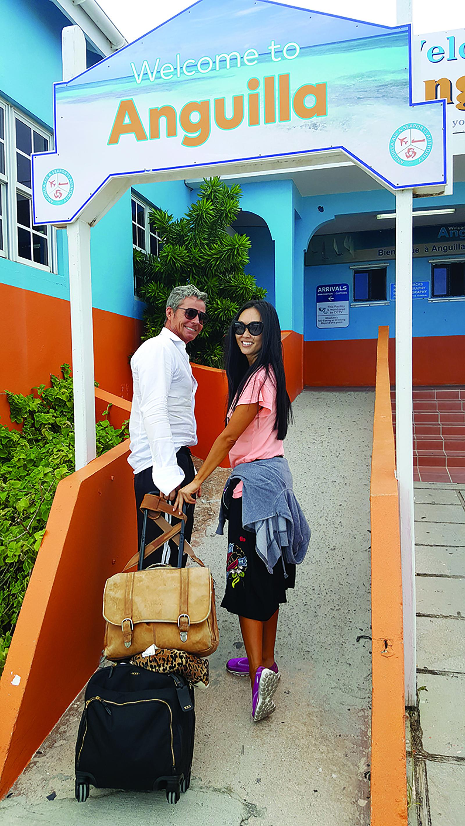 Zemi-Beach-House-Anguilla-BTS-Doug-Candace-Arriving