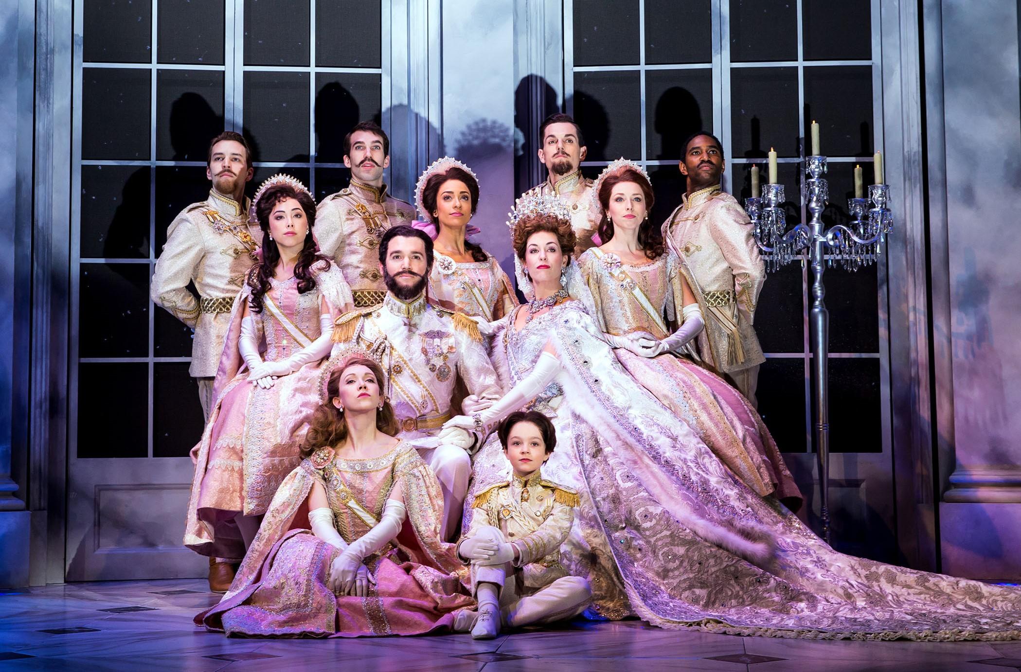[2588]_The cast of ANASTASIA in ANASTASIA on Broadway, Photo by Matthew Murphy, 2017