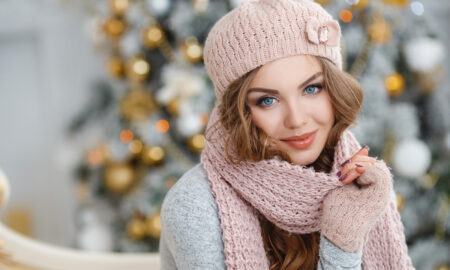 girl-in-cute-scarf-and-hat-winter-style