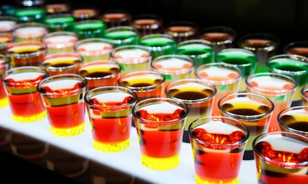 bar, party, drinking, jello shots