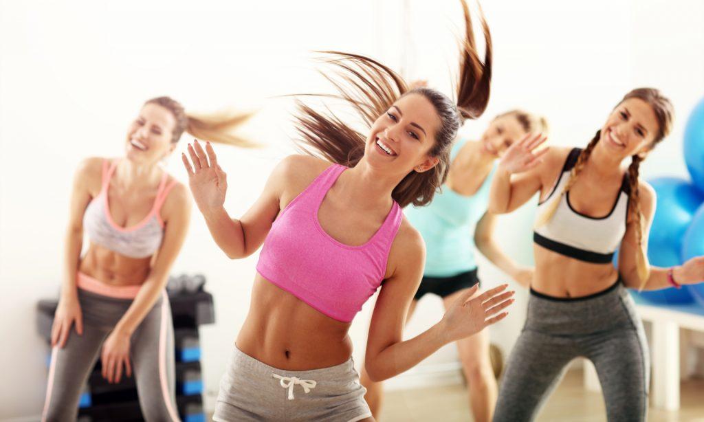 dance, zumba, group class, fitness