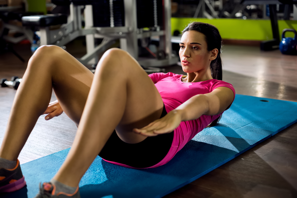 12 Workouts That Target Problem Areas (5)