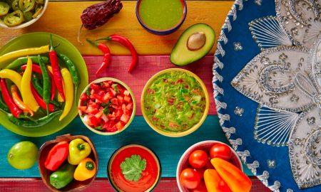 mexican food, vegan food