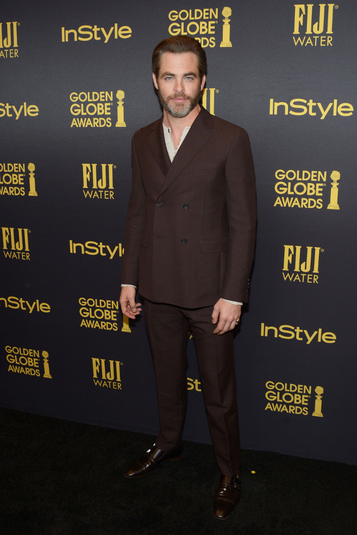 Hollywoods Sexiest Men of 2018 Chris Pine