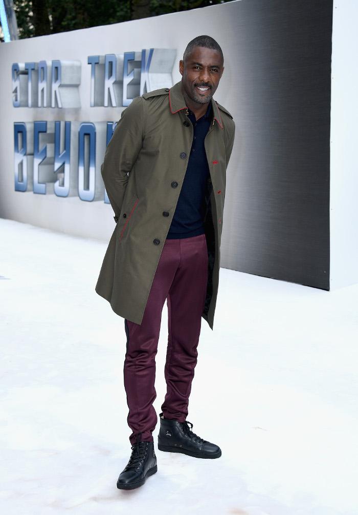Hollywoods Sexiest Men of 2018 Idris Elba