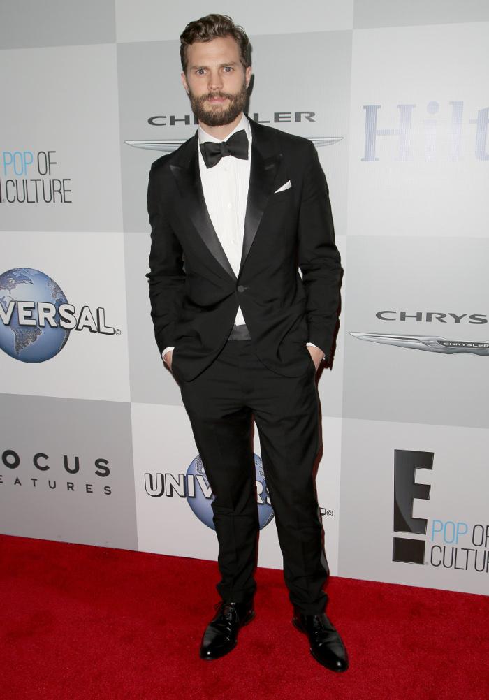 Hollywoods Sexiest Men of 2018 Jamie Dornan