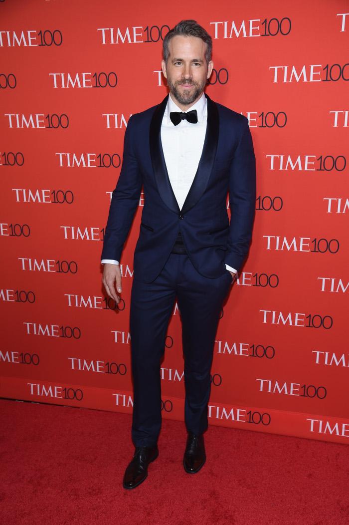 Hollywoods Sexiest Men of 2018 Ryan Reynolds