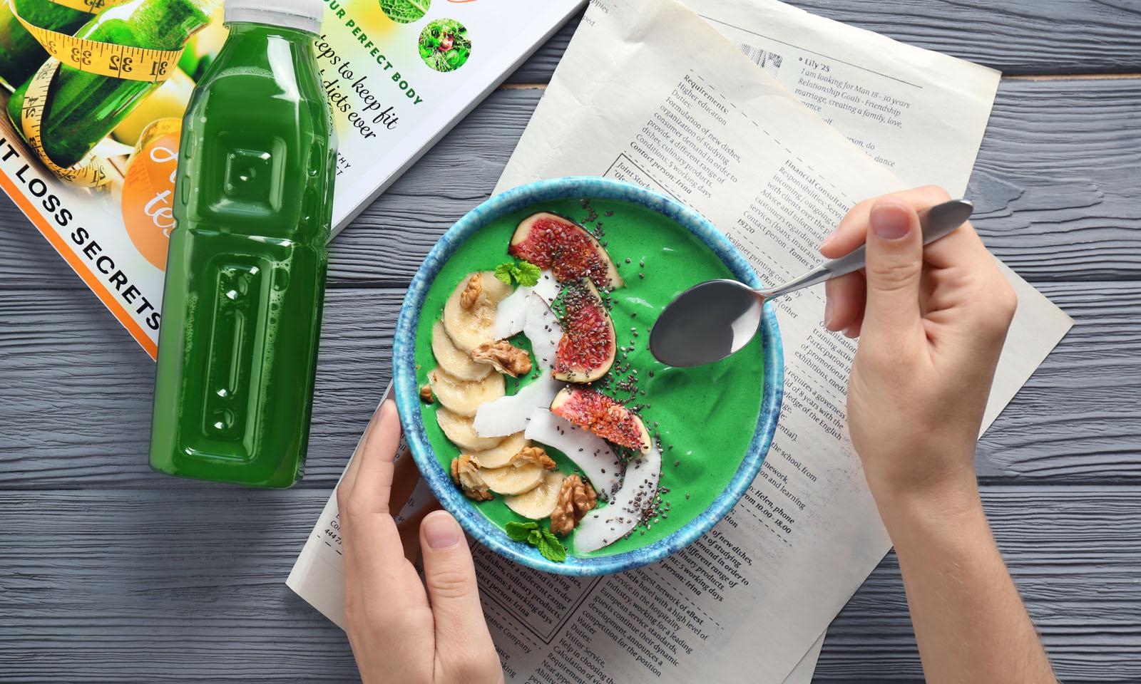 Spirulina A Green Powder with Various Benefits (4)