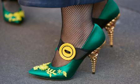 prada, luxury, heels, green shoes, satin shoes, heels