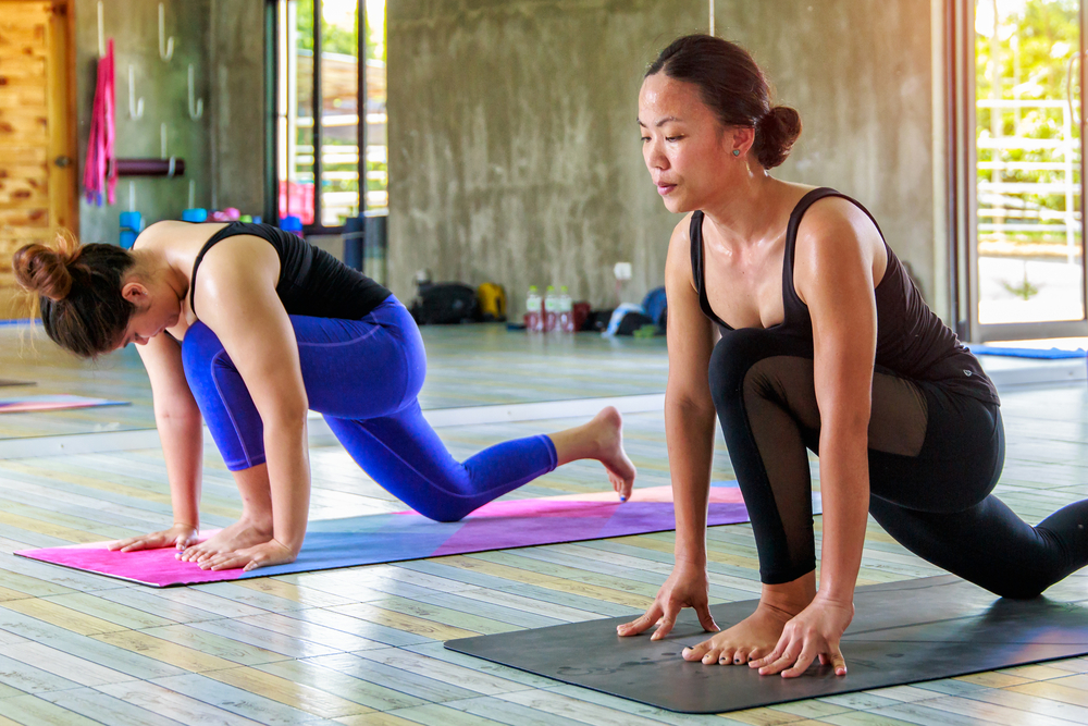 The Benefits of Taking Hot Yoga Classes (1)