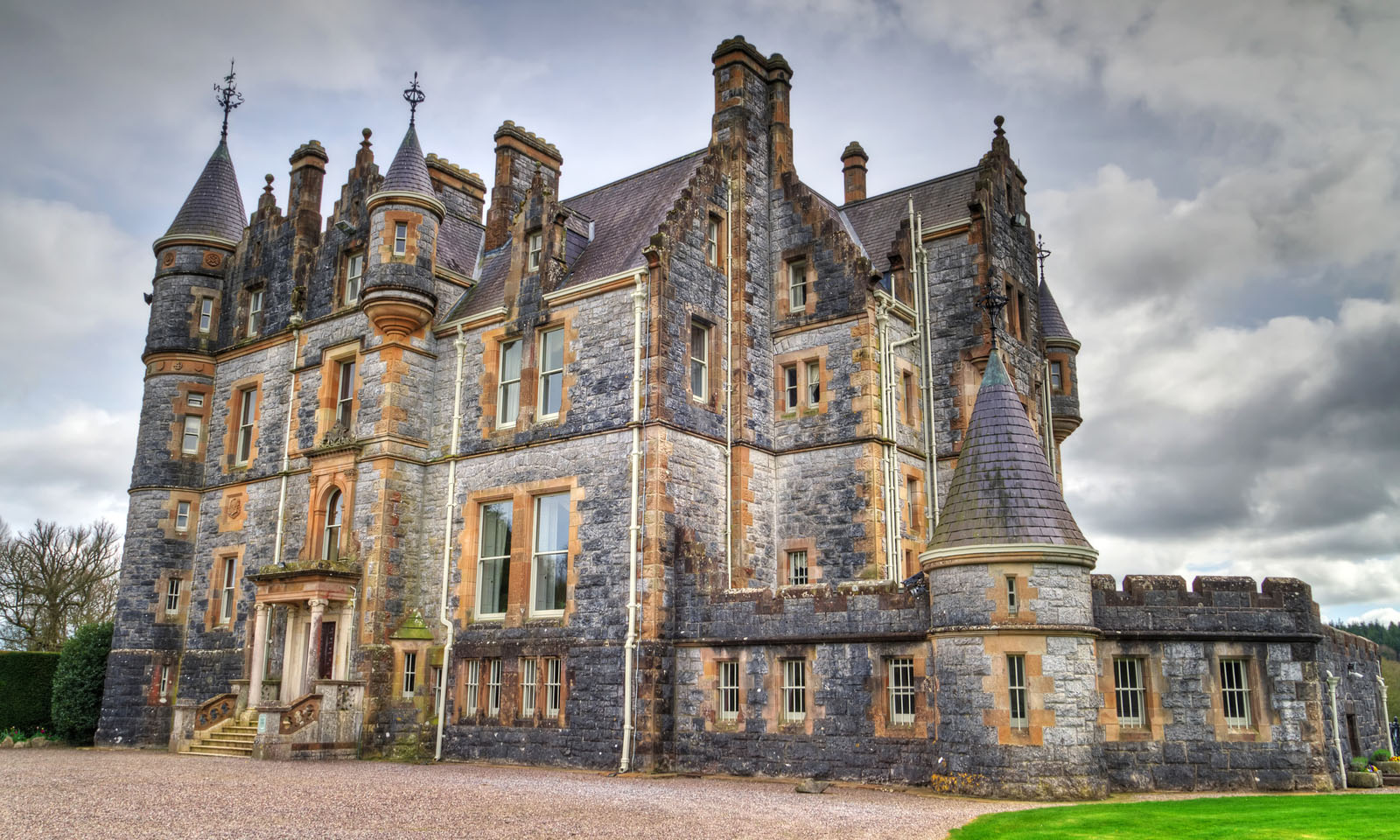 Top 3 Most Beautiful Castles in Ireland