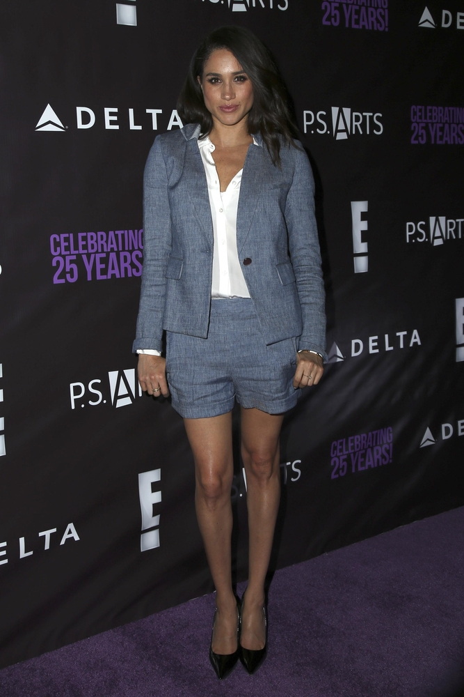 Looks that Megan Markle Loved – shorts