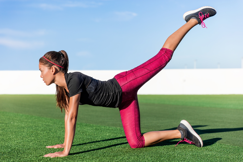 The Best Exercises to get a Perky Butt – hip extensions