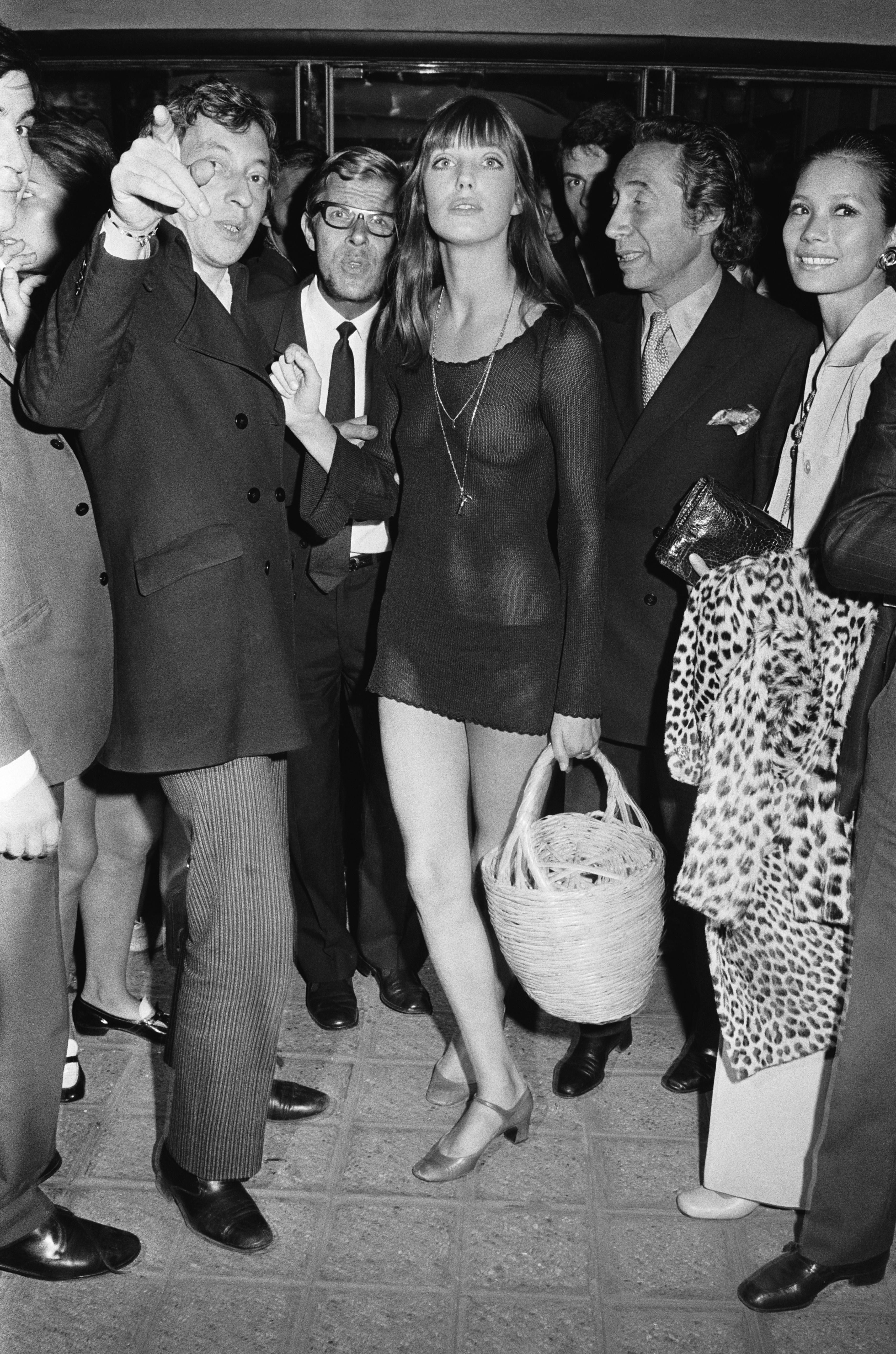 "Premiere : ""Slogan"" by Pierre Grimblat in Paris, France on August 28, 1969-"