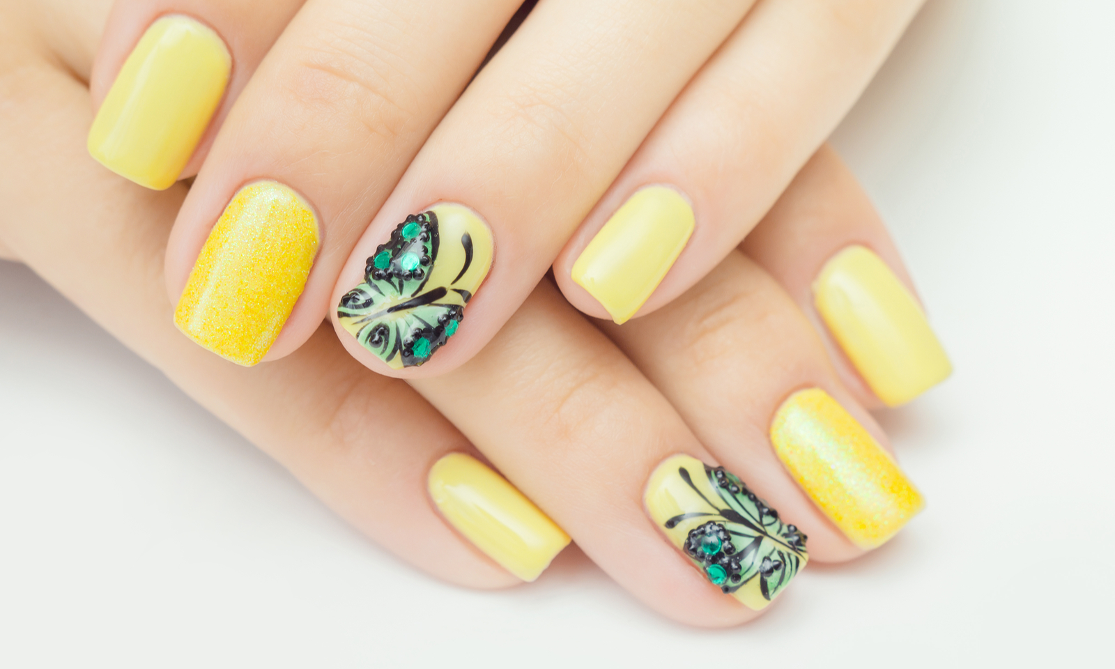 10 Nail Art Ideas Perfect for The Summer